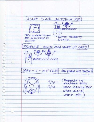 Jupiter Butler April Fools Sketch 2
