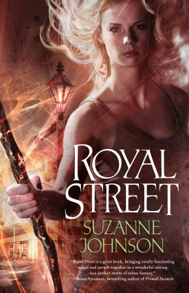 Suzanne Johnson Royal Street