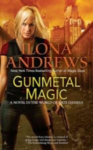 Ilona Andrews Gunmetal Magic