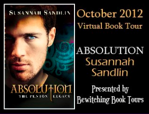 Susannah Sandlin blog tour