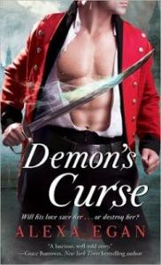 Demon's Curse by Alexa Egan