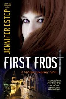 Jennifer Estep First Frost