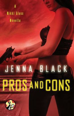 Pros and Cons by Jenna Black