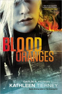 Blood Oranges by Kathleen Tiernan