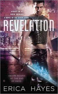 Revelation by Erica Hayes (Seven Signs #1)