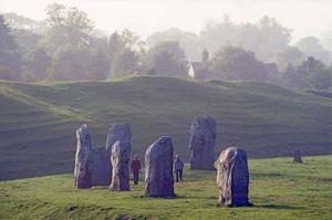 Avebury Stone Ring by Sarah Tranter