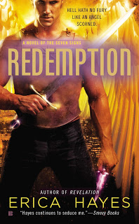 Redemption by Erica Hayes (Seven Signs #2)