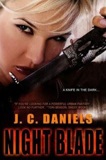 Night Blade by J. C. Daniels