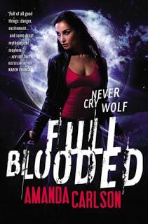 Full Blooded by Amanda Carlson (Jessica McClain #1)