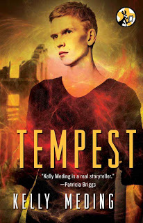 Tempest by Kelly Meding (MetaWars #3)