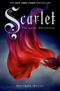 Scarlet by Marissa Meyer (Lunar Chronicles #2)