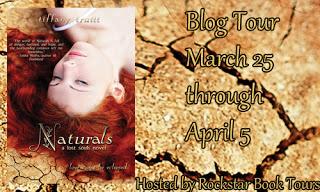 Rockstar Book Tours - Naturals by Tiffany Truitt