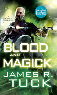 Blood and Magick by James R. Tuck