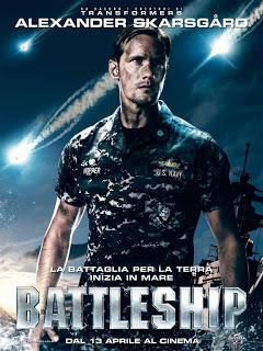 Alexander Skarsgard in Battleship