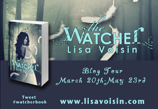 The Watcher tour banner