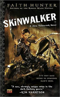 Skinwalker by Faith Hunter (Jane Yellowrock #1)