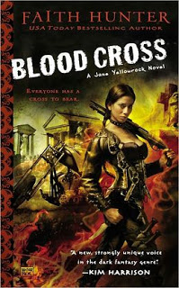 Blood Cross by Faith Hunter (Jane Yellowrock #2)