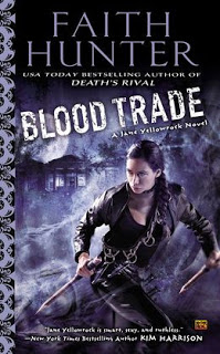 Blood Trade by Faith Hunter (Jane Yellowrock #6)
