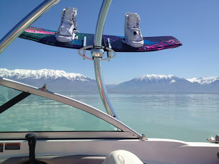 Jen Grayson wakeboard