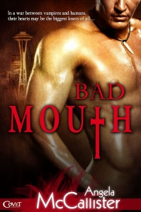 Bad Mouth by Angela McAllister