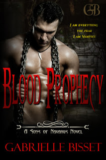 Blood Prophecy by Gabrielle Bisset (Sons of Navarus #4)