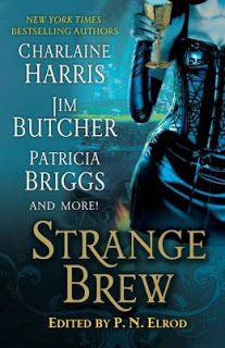 Signatures of the Dead by Faith Hunter (Jane Yellowrock short story in STRANGE BREW)