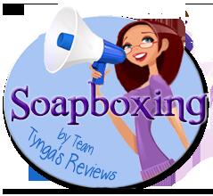 Soapboxing on Tynga's Reviews