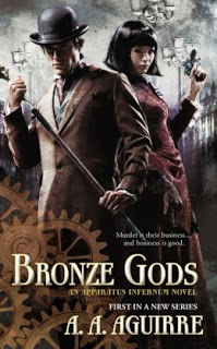 Bronze Gods by A. A. Aguirres