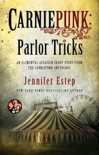 Parlor Tricks by Jennifer Estep (Carniepunk)