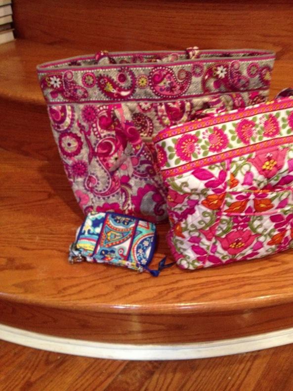 Jessica Spotswood Vera Bags