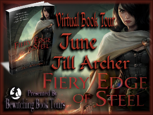 Fiery Edge of Steel blog tour