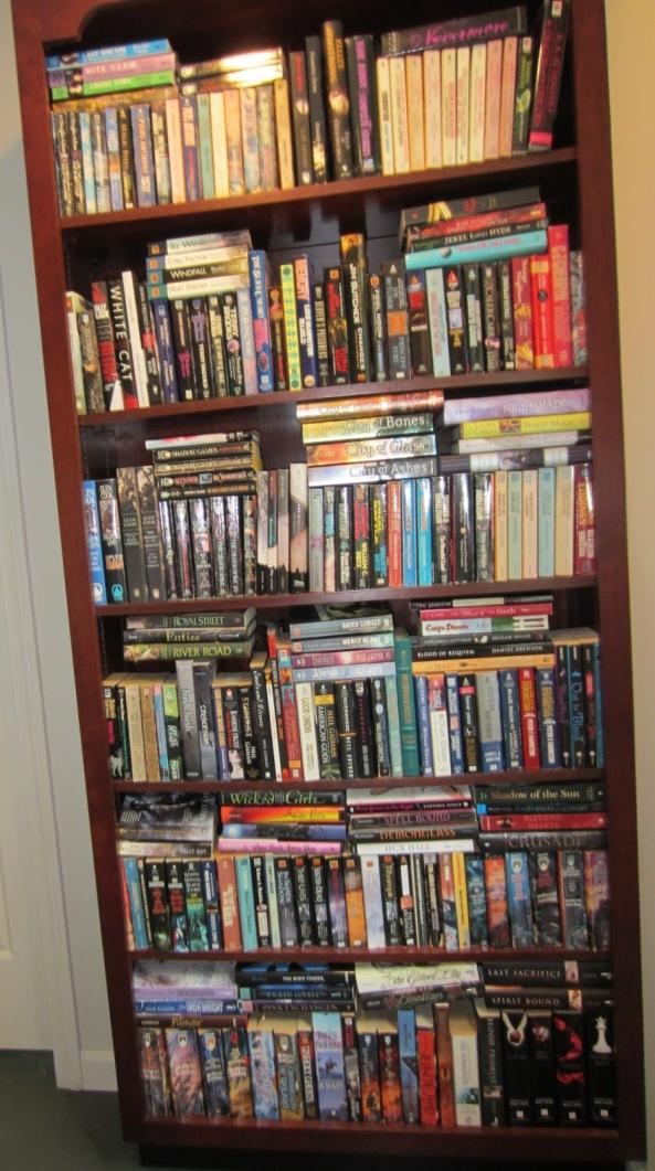 E. J. Stevens bookcase I
