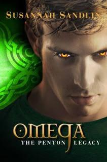 Omega by Susannah Sandlin (Penton Legacy #3)